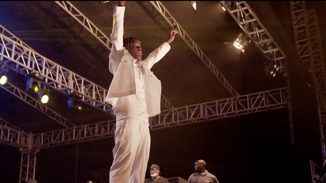 Album Allah nou wali, King Alasko écrit son histoire en lettres d'or!(guineenews.org)