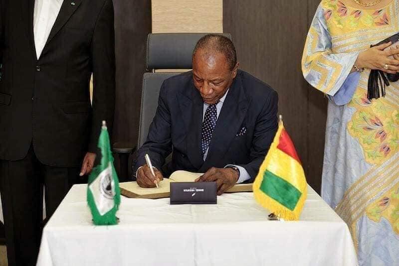Décret   le secrétariat aux Affaires réligieuses rattaché à la Présidence(guineenews.org)