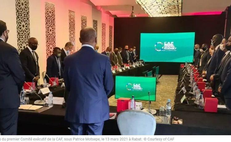 (rfi.fr)Foot africain le nouveau secrétaire général de la CAF et les vice-présidents connus(rfi.fr)