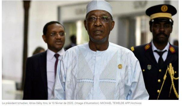 (rfi.fr)Tchad les propos d'Idriss Déby en meeting font bondir l'opposition(rfi.fr)