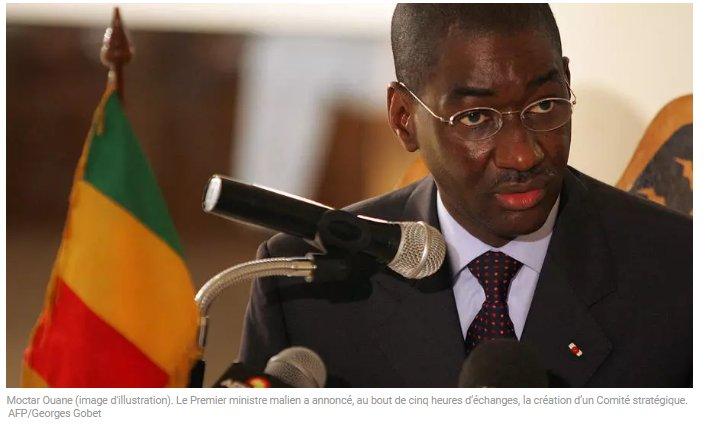(rfi.fr)Mali rencontre importante entre le gouvernement et les forces vives de la nation(rfi.fr)
