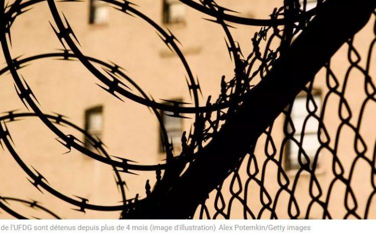 (rfi.fr)Guinée les avocats des opposants de l'UFDG détenus saisissent la Cédéao(rfi.fr)