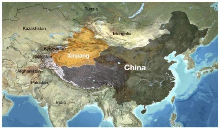 (Reseauinternational)Créer des troubles au Xinjiang, un projet déjà ancien des États-Unis