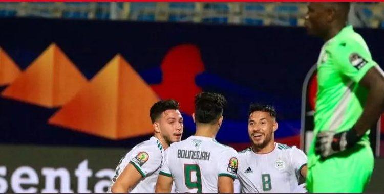 Qualifications CAN 2021 l'Algérie conclut avec un 5-0 face au Botswana