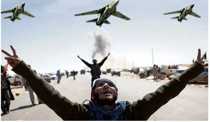 (Reseauinternational)L'agression de l'OTAN en Libye – Dix ans après