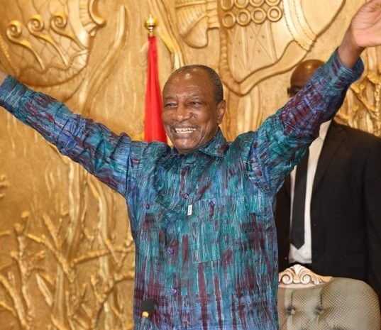 (Guineenews.org)Focus – Guinée  Le régime de Conakry sans véritable contre-pouvoir…(guineenews.org)