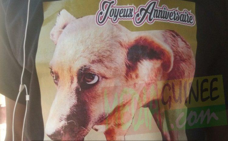 INSOLITE à Kindia  il fête l'anniversaire de son chien pour démotiver les filles(générétion224)