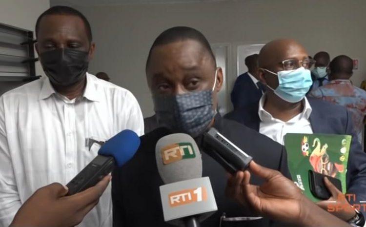 (Guineenews.org)CAN 2025  à Abidjan, le COCAN guinéen veut s'inspirer de son homologue ivoirien