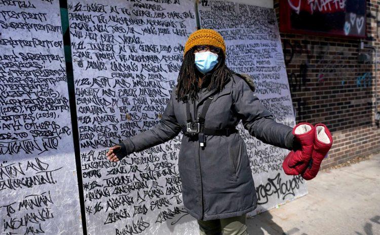 (monde.fr)Mort de George Floyd : à Minneapolis, les militants réclament toujours une réforme de la police après le verdict.