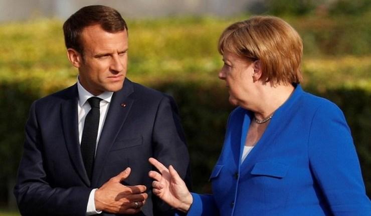 (Reseauinternational)Macron et Merkel  l'échec d'un « nouveau partenariat »