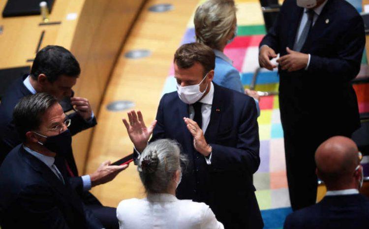 (Le Monde.fr)Comment la France veut faire abandonner à l'UE la règle des 3 % de déficit public?
