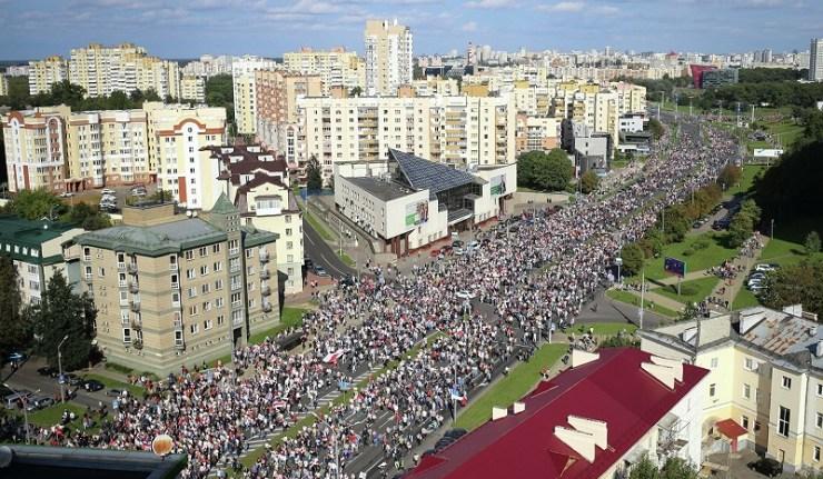 (Reseauinternational)Le FSB a dévoilé les détails du coup d'État prévu en Biélorussie