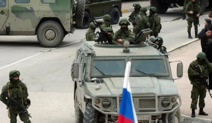 (Reseauinternational)Ukraine – 1ère frappe russe