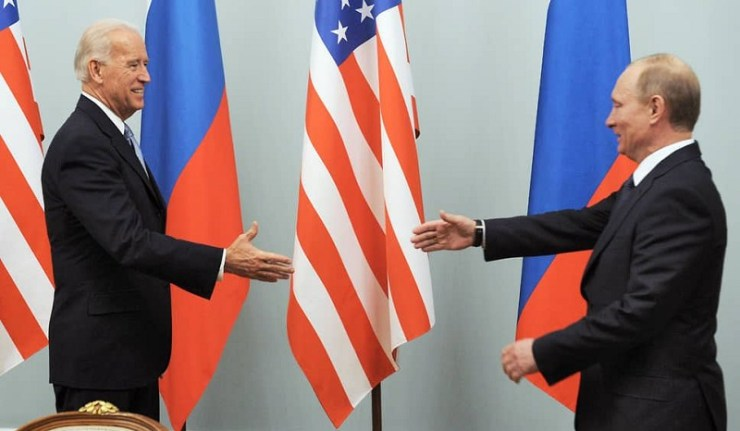 (reseauinternational)La Russie envisage une rencontre BidenPoutine – pour quoi faire