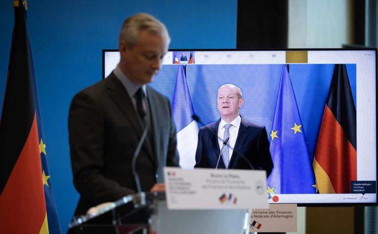 (monde.fr)Plan de relance européen : les Etats s'engagent dans la dernière ligne droite.