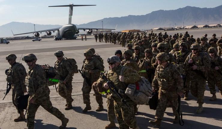 (Reseauinternational)La tartufferie de Biden sur le retrait des troupes américaines d'Afghanistan