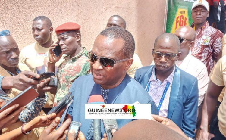 (Guineenews.org)Congrès électif de la Feguifoot la commission électorale déclare Antonio éligible et publie une liste de 37 candidats