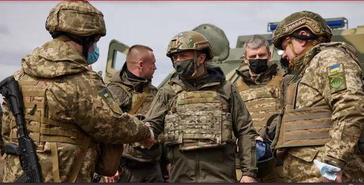 (rfi.fr)Conflit en Ukraine Moscou pourrait «défendre» les rebelles du Donbass