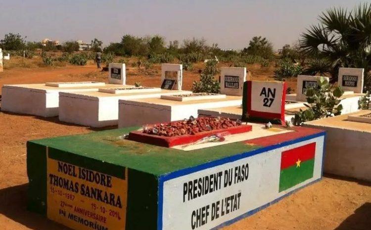 (rfi.fr)Mort de Thomas Sankara la justice décide de la mise en accusation de l'ex-président Compaoré