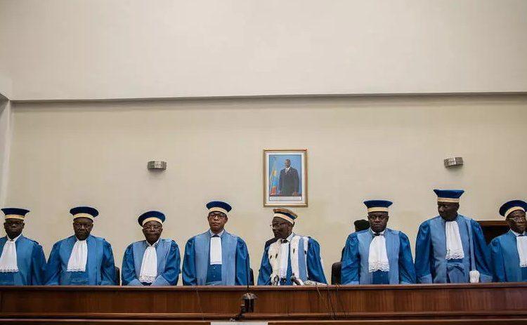 (rfi.fr)RDC Dieudonné Kaluba Dibwa élu président de la Cour constitutionnelle