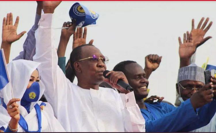 (rfi.fr)Au Tchad, le MPS commence à se projeter dans l'après-Déby