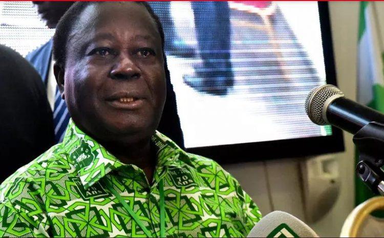 (rfi.fr)Côte d'Ivoire le PDCI d'Henri Konan Bédié se dote d'un comité politique