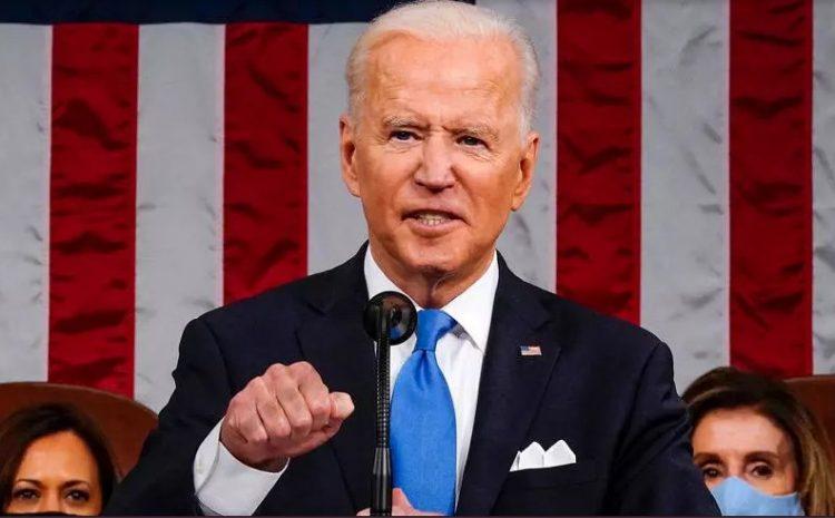 (rfi.fr)États-Unis: Joe Biden vante ses réussites lors de son premier grand discours au Congrès