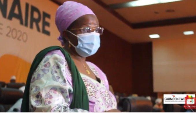 (Guineenews.org)Gouvernement : Les premiers mots de la nouvelle ministre de la Citoyenneté
