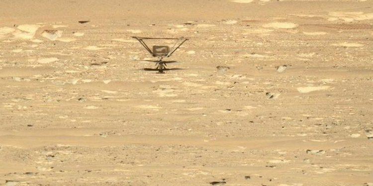 (Observateurcontinantal.fr)Le premier vol de l' hélicoptère de la Nasa sur Mars