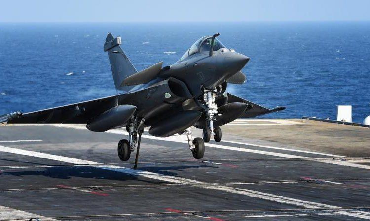 (0bservateurcontinental)La France déploie des Rafale et des Mirage en Grèce