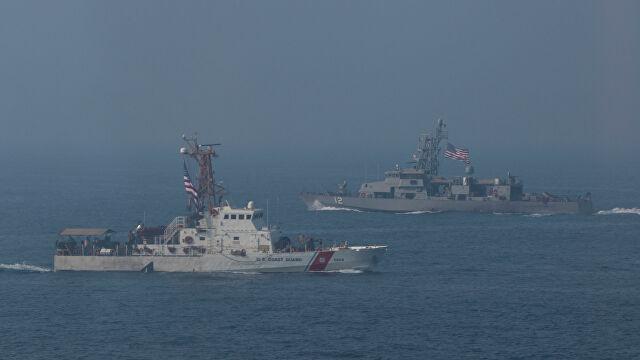 (0bservateurcontinental)Affrontement entre les Etats-Unis et l'Iran dans le golfe Persique