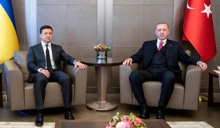 (Reseauinternational)La Turquie met un pied en Ukraine