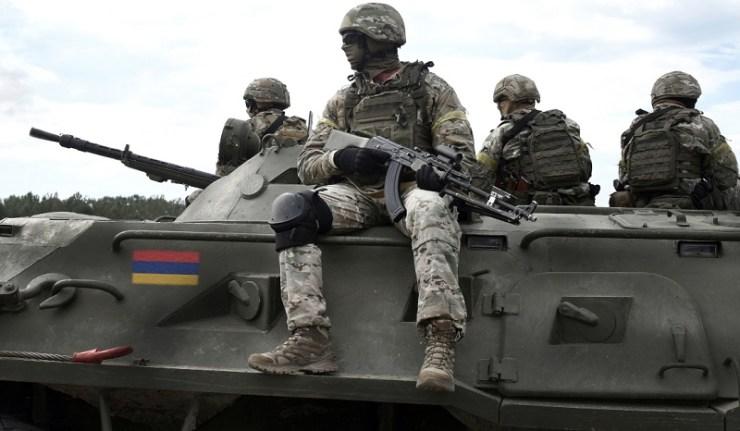 (Reseauinternational)L'Arménie refuse de participer aux exercices de l'OTAN Defender Europe 2021