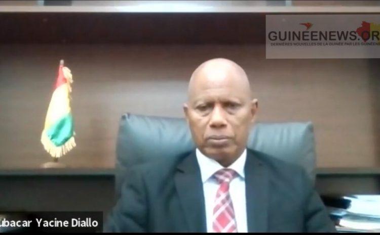 (Guineenews.org)Plagiat-operanews  Que dit le président de la HAC