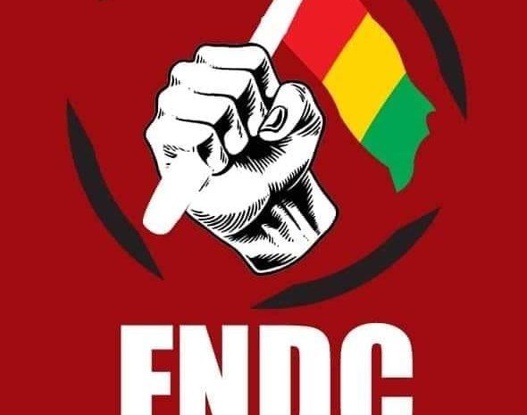(Guineenews.org))Eventuelle hausse du prix du carburant  Selon le FNDC, le prix réel actuel du litre est de 6 297 GNF