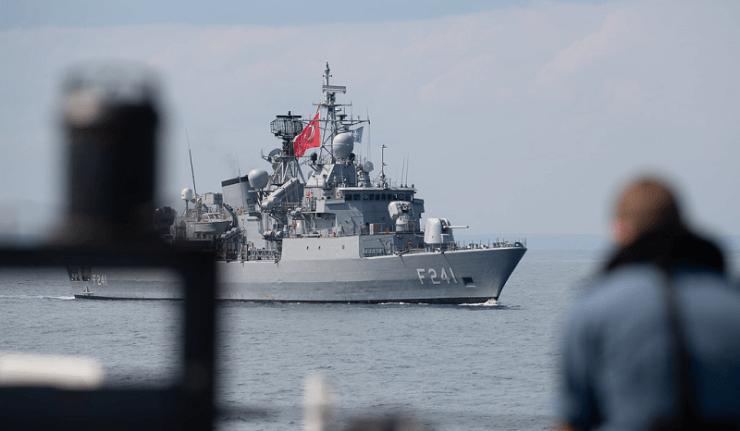 (reseauinternational)Les États-Unis et l'OTAN intensifient leurs menaces à l'encontre de la Russie et transforment la région de la mer Noire en véritable poudrière