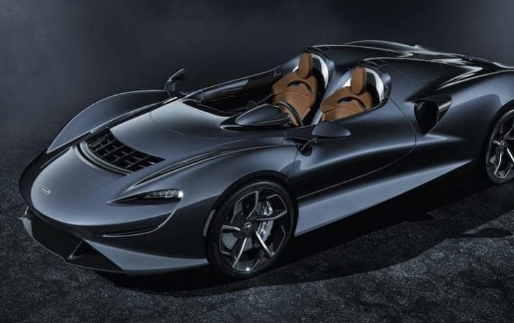 (Forbes.fr)McLaren Elva, Le Premier Roadster De L'Ultimate Series.