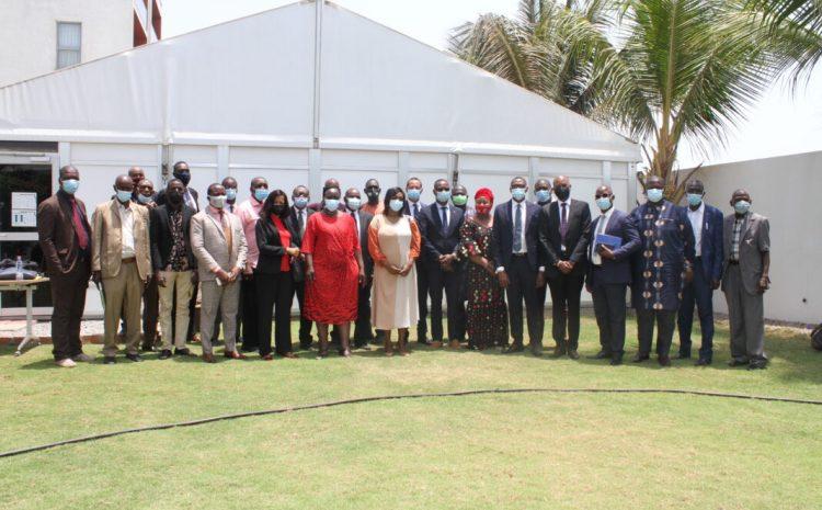 (Guineenews.org)Accès au financement des PME  l'initiative « La finance s'engage » lancée en Guinée