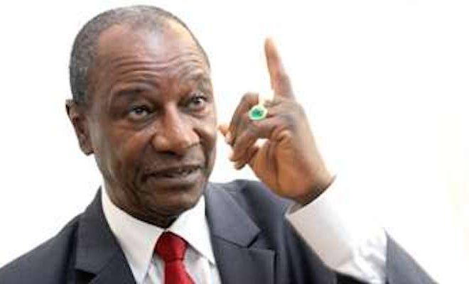 (Guineenews.org)Election à la FGF  Alpha Condé interdit toute ingérence des autorités dans le processus (Conseil des ministres)