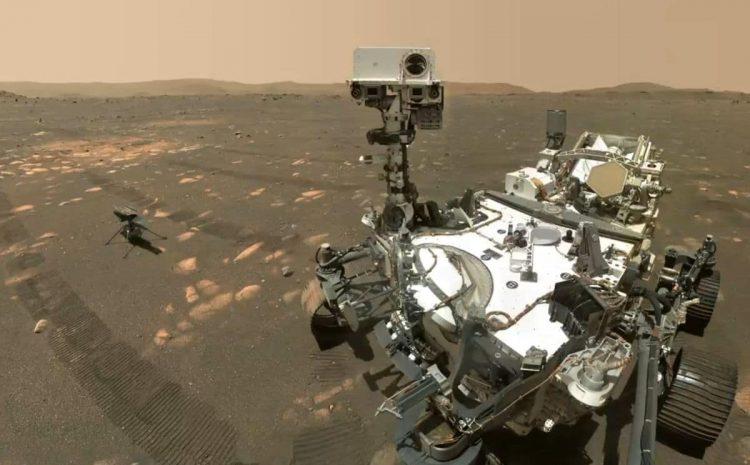 (Phonandroid.com)La NASA a besoin de mettre à jour le drone Ingenuity avant de le faire voler sur Mars