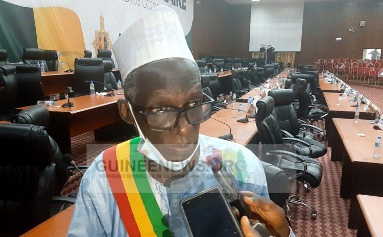 (Guineenews.org)Badicko  « Pourquoi j'ai voté contre la politique générale du gouvernement  »