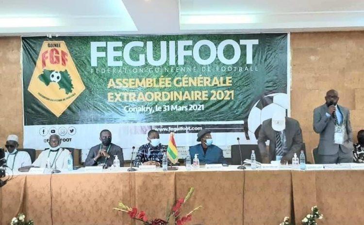 (Guineenews.org)Féguifoot  après le retrait annoncé d'Antonio Souaré, les représailles
