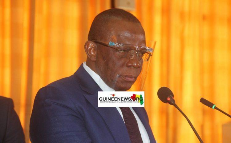 (Guineenews.org)Crise économique, flambée des prix des denrées les vérités de Kassory  devant l'assemblée nationale