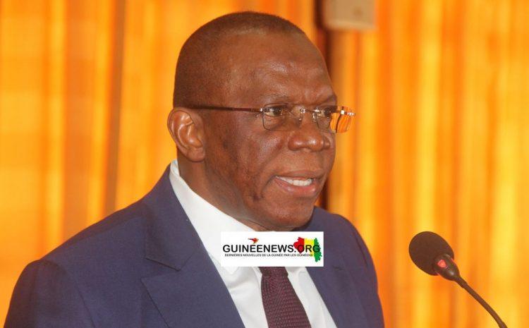 (Guineenews.org)Assemblée nationale  le député de Labé présente les excuses publiques au PM pour avoir été offensé à Labé