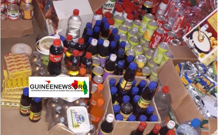 (guineenews)Santé publique  la Guinée, un dépotoir de produits contrefaits et périmés.