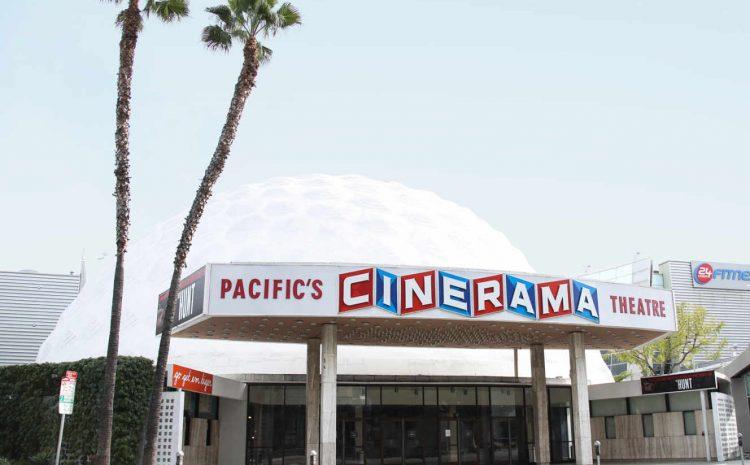 (monde.fr)A Hollywood, clap de fin pour de mythiques salles de cinéma.