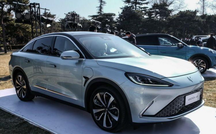 (Phonandroid.com)Huawei  sa voiture Arcfox Alpha S HBT aurait 1000 km d'autonomie, plus fort que Tesla !