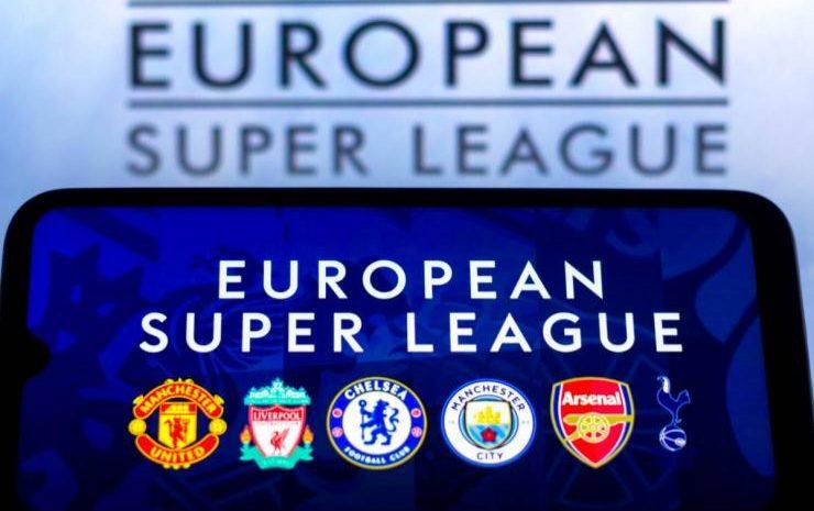(forbes.fr)Super Ligue : les clubs de Premier League quittent le navire.