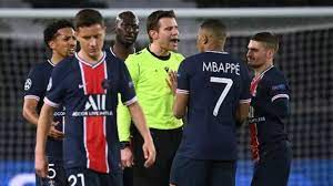 (rfi.fr)Ligue des champions: douche froide pour le Paris Saint-Germain face à Manchester city.