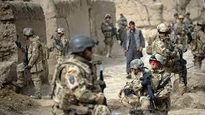 (rfi.fr)Afghanistan: le retrait des soldats américains commence 20 ans après leur arrivée.